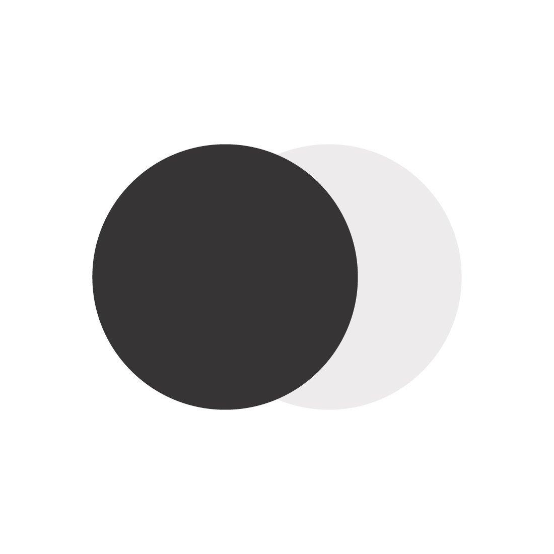 Marset Scotch Wandlamp L Zwart - Wit