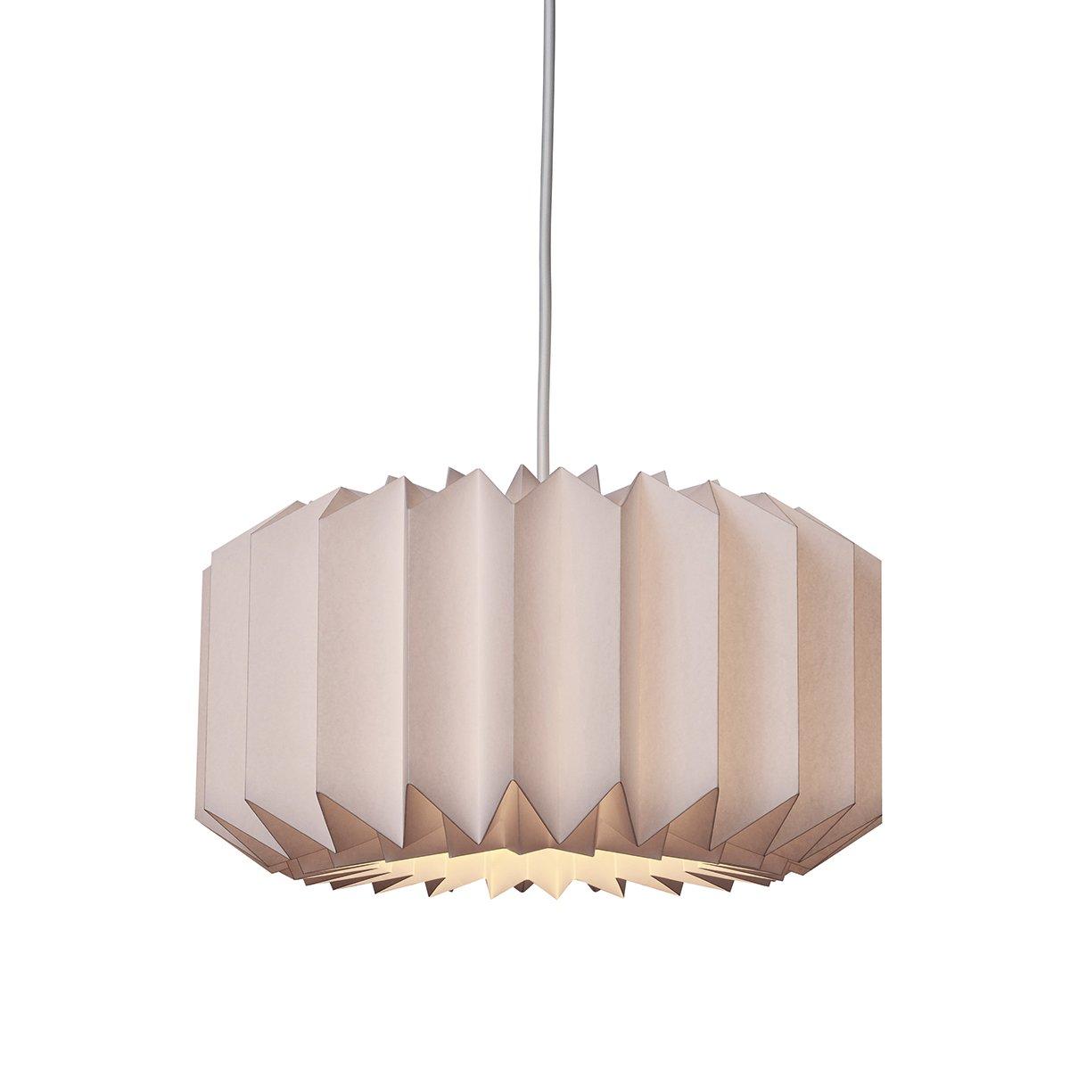 LE KLINT PLEATS Model 154 Hanglamp Silk White - Small