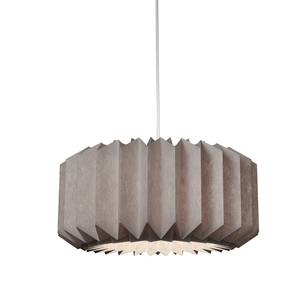 LE KLINT PLEATS Model 154 Hanglamp Soft Sand - Small