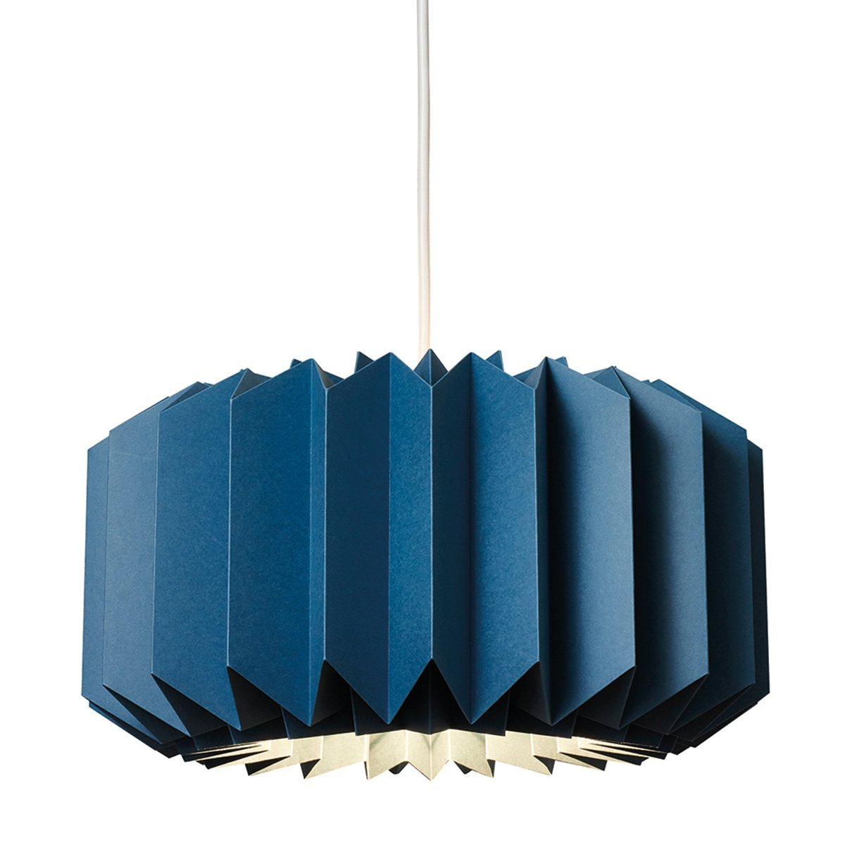 LE KLINT PLEATS Model 154 Hanglamp Indigo Blue - Large