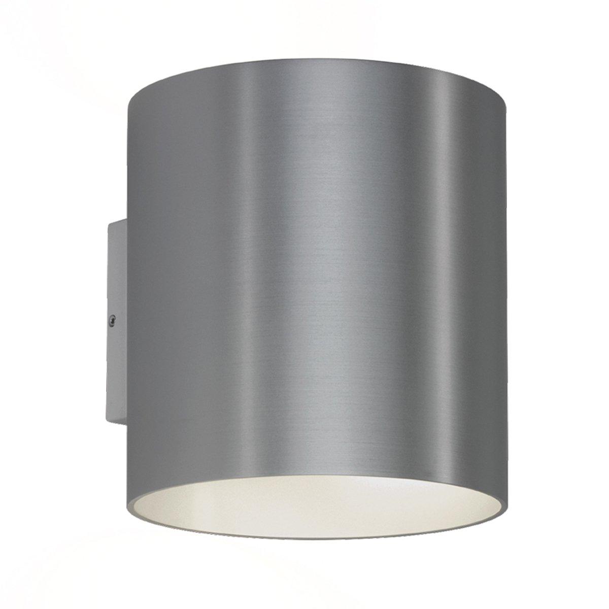 Wever & Ducr� Ray 3.0 Outdoor Wandlamp Grijs - 2700 Kelvin