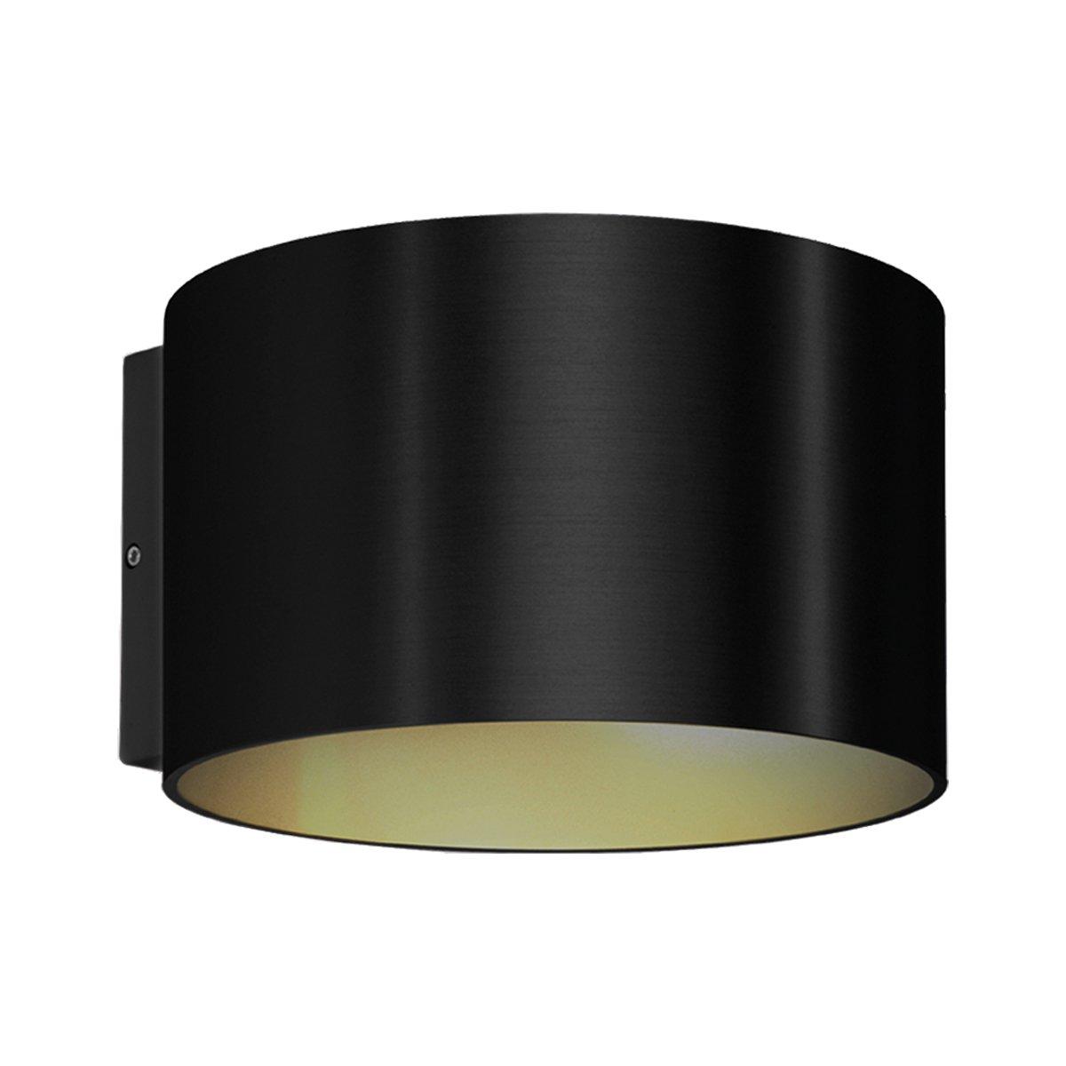 Wever & Ducr� Ray 2.0 Outdoor Wandlamp Zwart - 2700 Kelvin