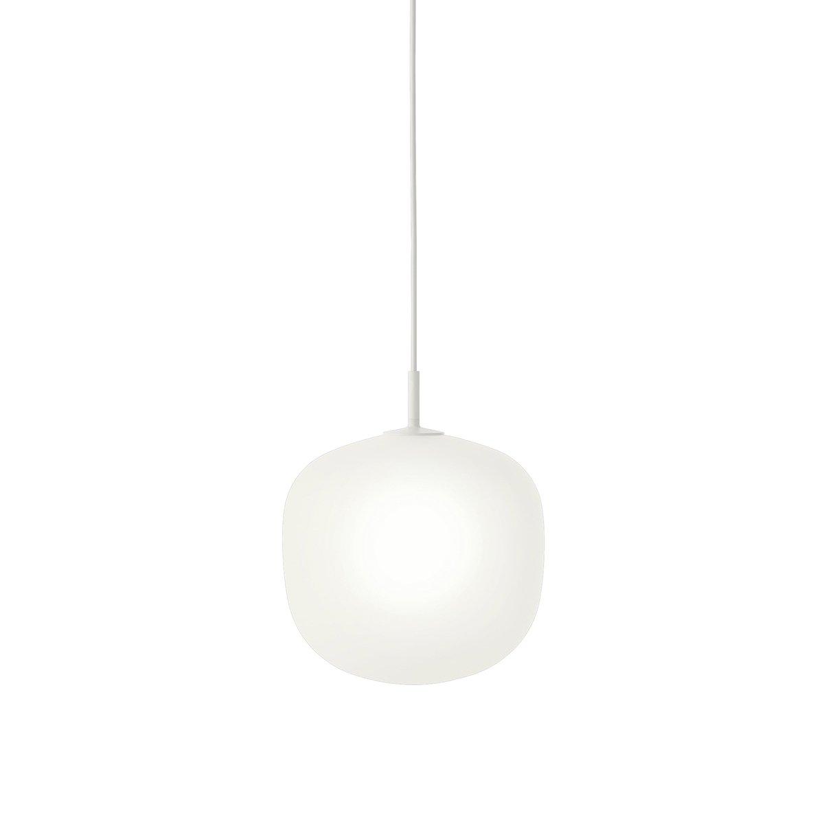 Muuto Rime Hanglamp - Wit �25x30 - E14