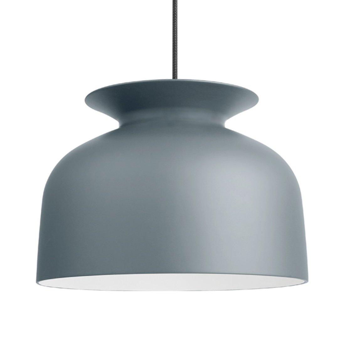 Gubi Ronde Hanglamp Large Grijs