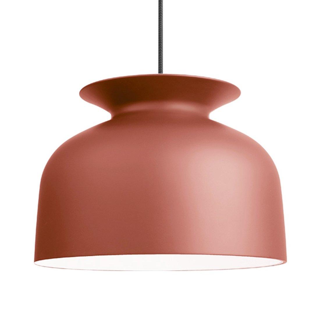 Gubi Ronde Hanglamp L Roest
