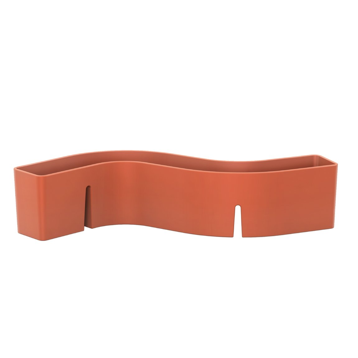 Vitra S-Tidy Organizer Opberger Poppy Red