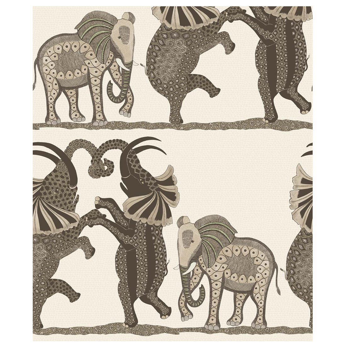 Cole & Son Ardmore Safari Dance Behang 1098036