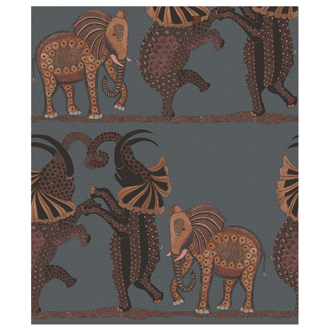 Cole & Son Ardmore Safari Dance Behang 1098040