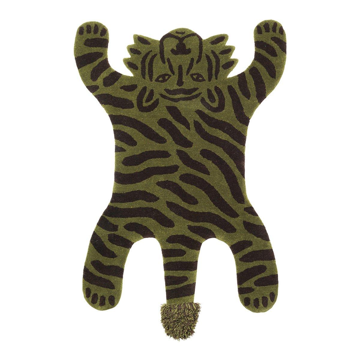 Ferm Living Safari Vloerkleed Tiger