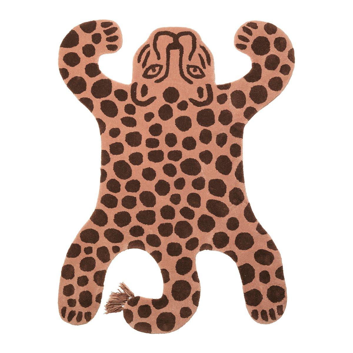Ferm Living Safari Vloerkleed Leopard