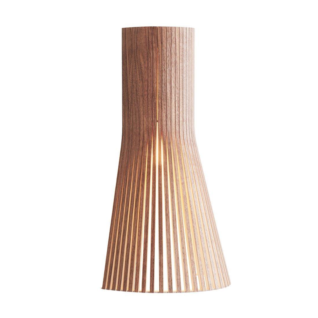 Secto Design Secto 4231 Wandlamp Walnoot Zonder Kabel