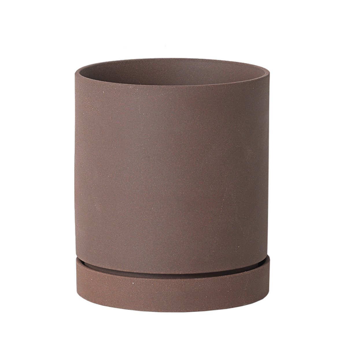 Ferm Living Sekki Pot Rust - Medium