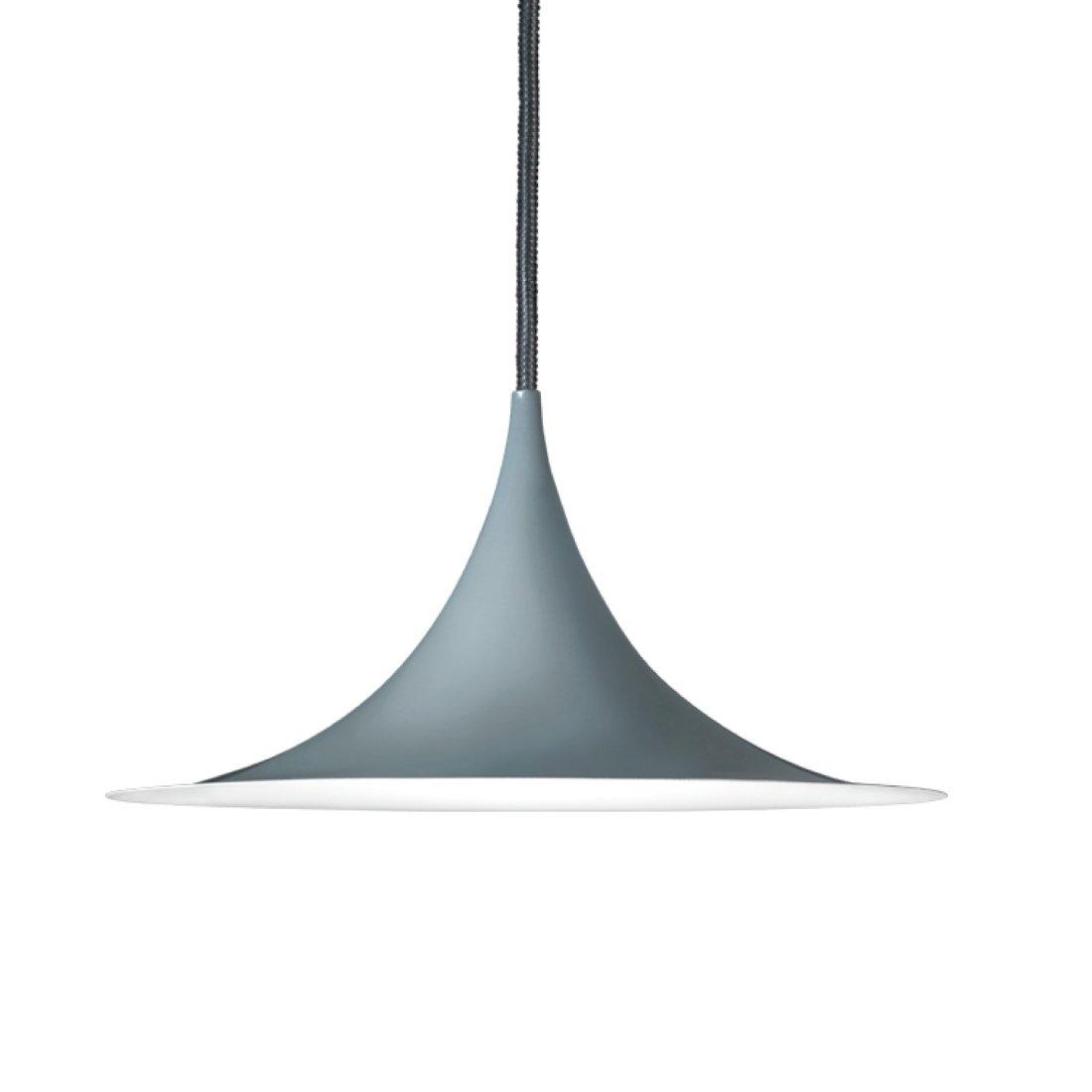 Gubi Semi Hanglamp �47 cm. Antraciet