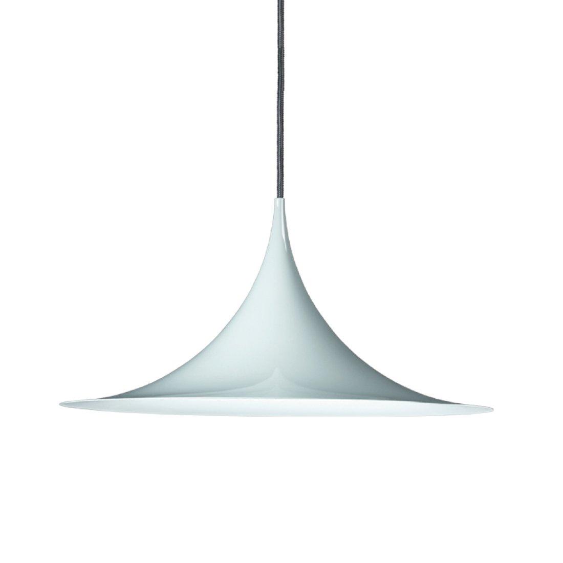 Gubi Semi Hanglamp �47 cm. IJsblauw