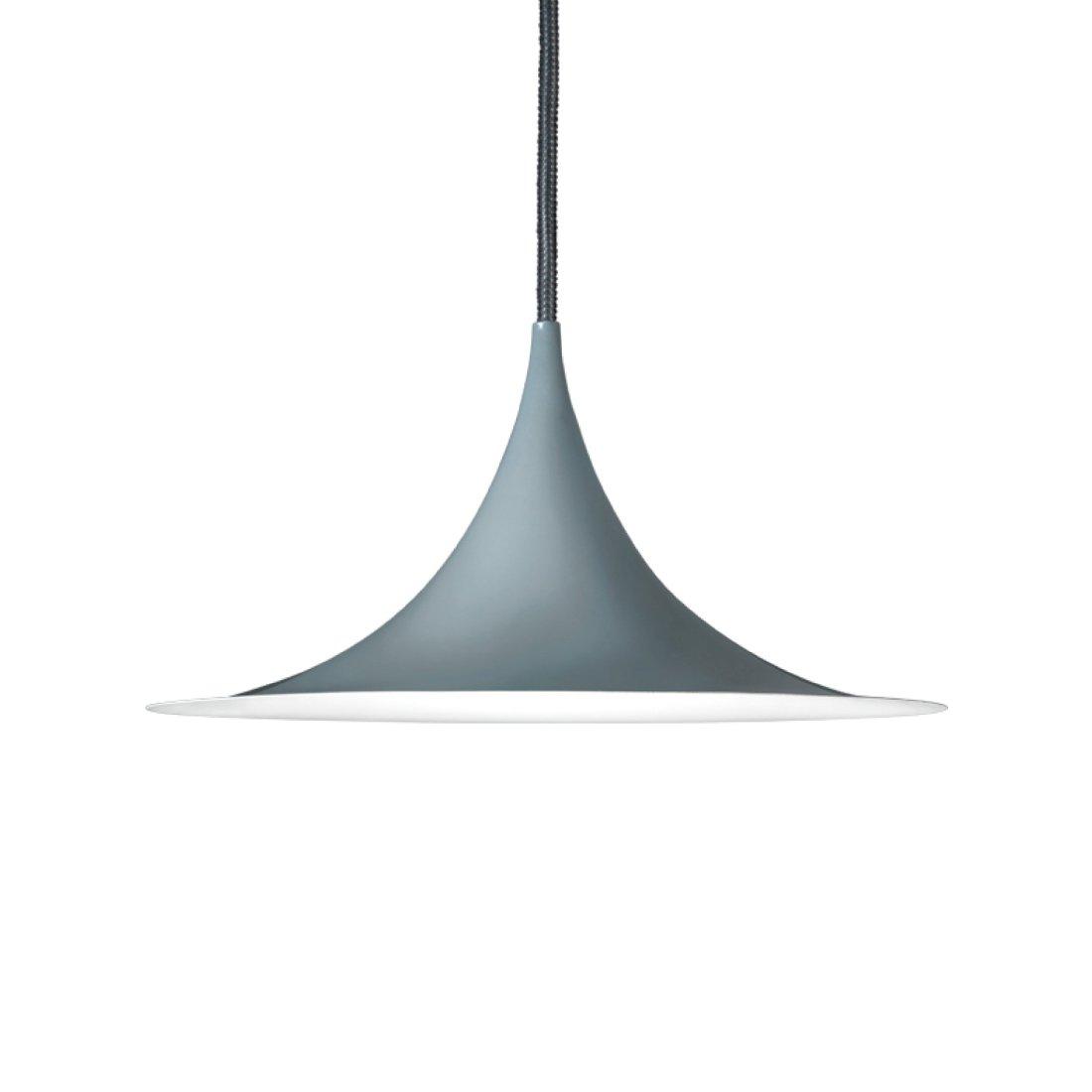 Gubi Semi Hanglamp �30 cm. Antraciet