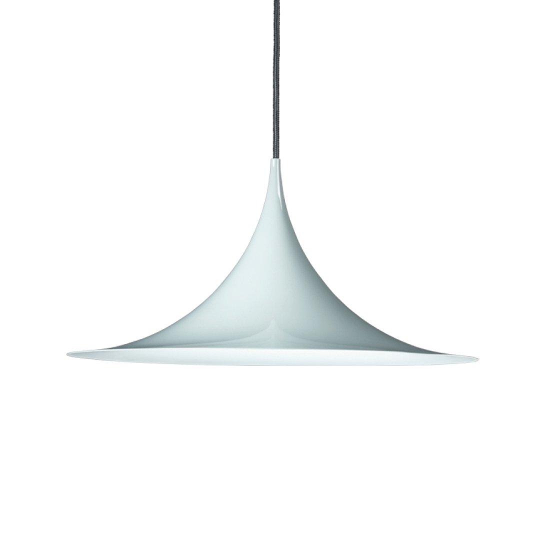 Gubi Semi Hanglamp �30 cm. IJsblauw