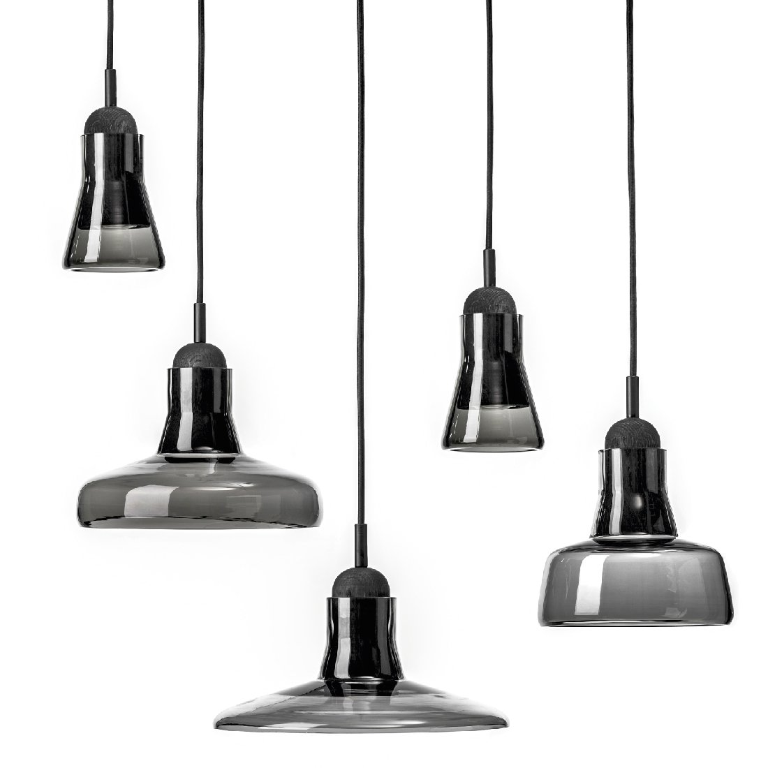 Shadow Hanglamp Set, LED - Brokis