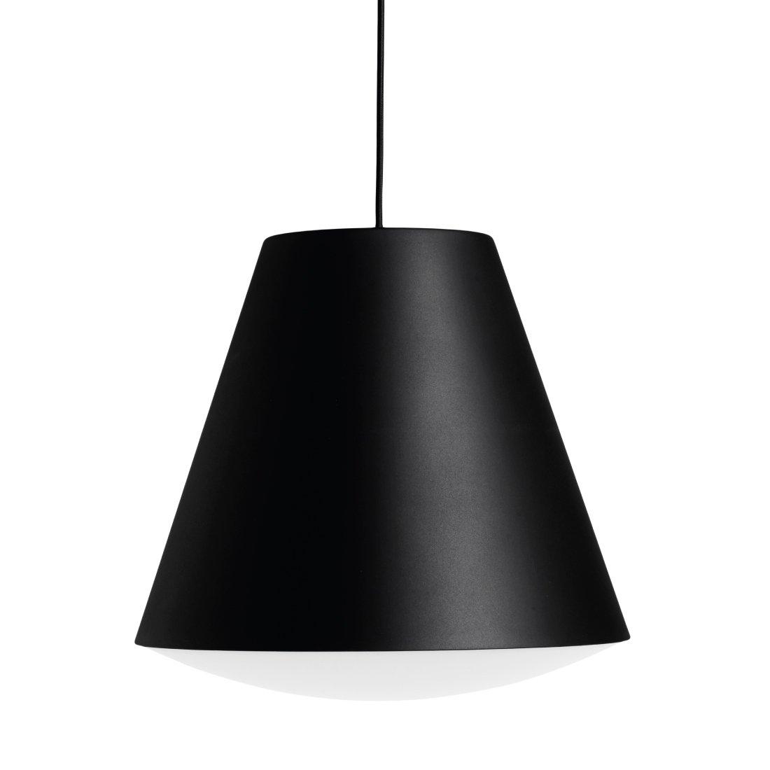 HAY Sinker L Hanglamp Zwart