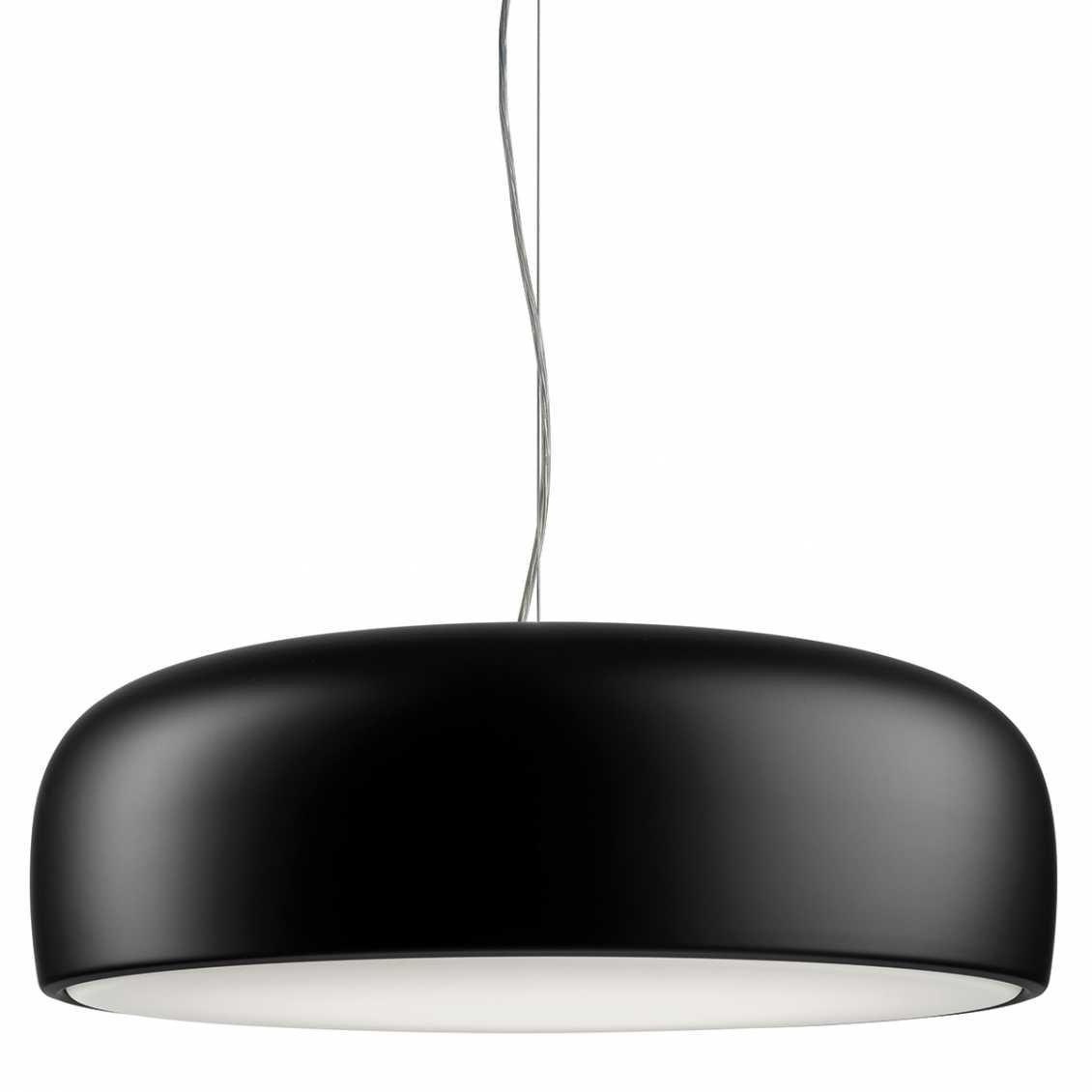 FLOS Smithfield Hanglamp Mat Zwart - E27