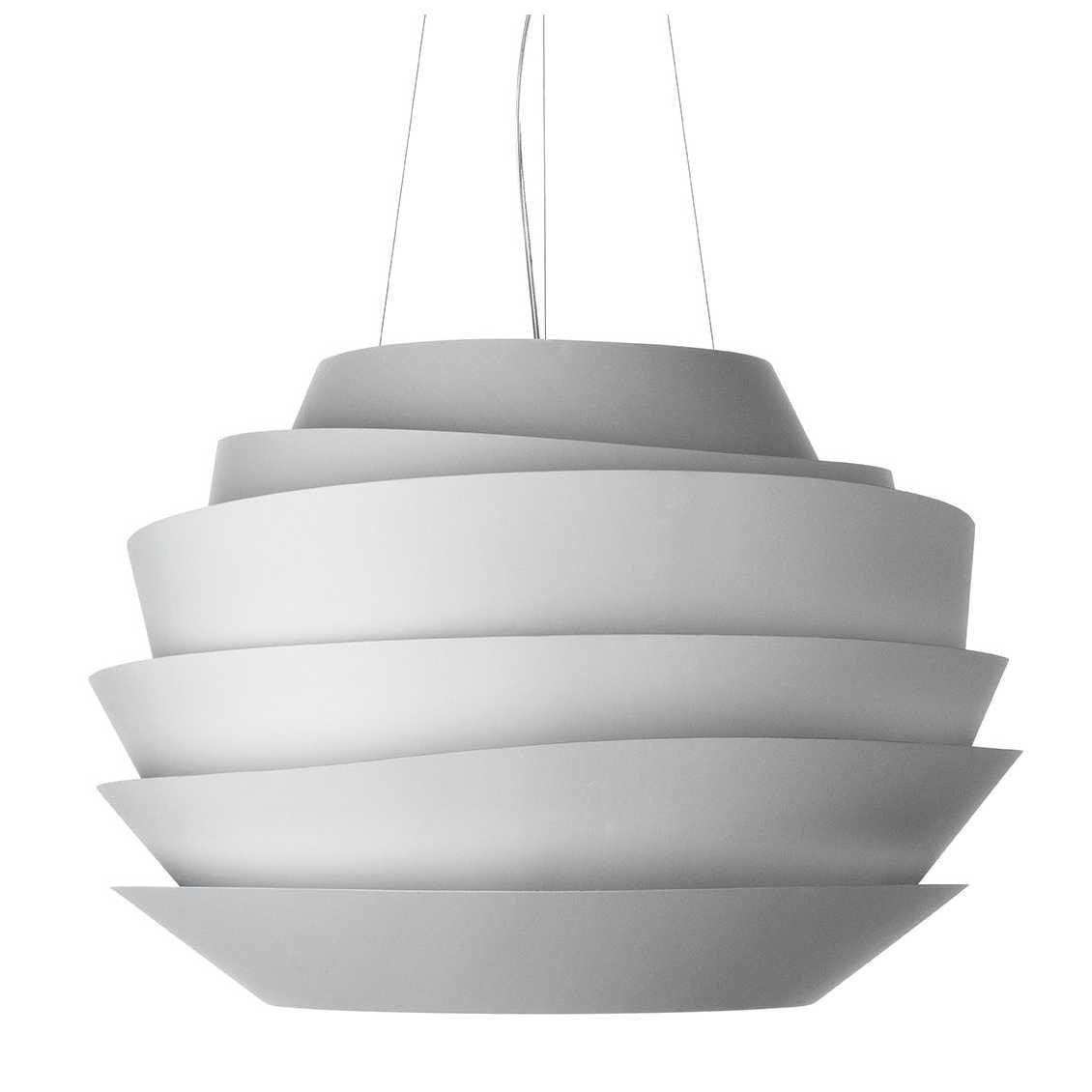 Le Soleil Hanglamp - Foscarini Wit LED