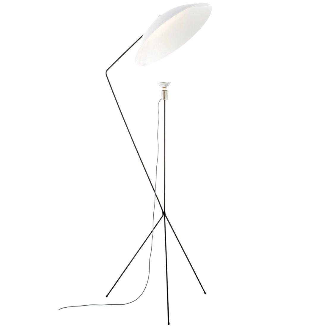 Ligne Roset Solveig Vloerlamp Wit