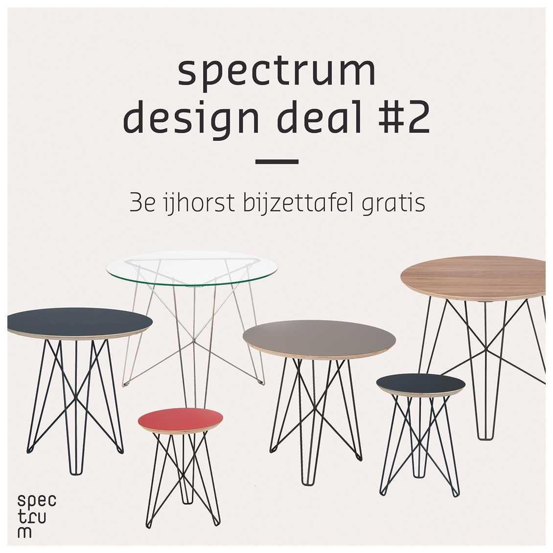 IJhorst Bijzettafel Small