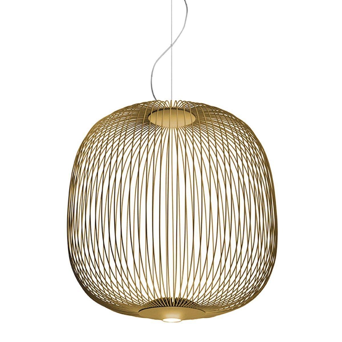 Foscarini Spokes 2 Hanglamp - Goud