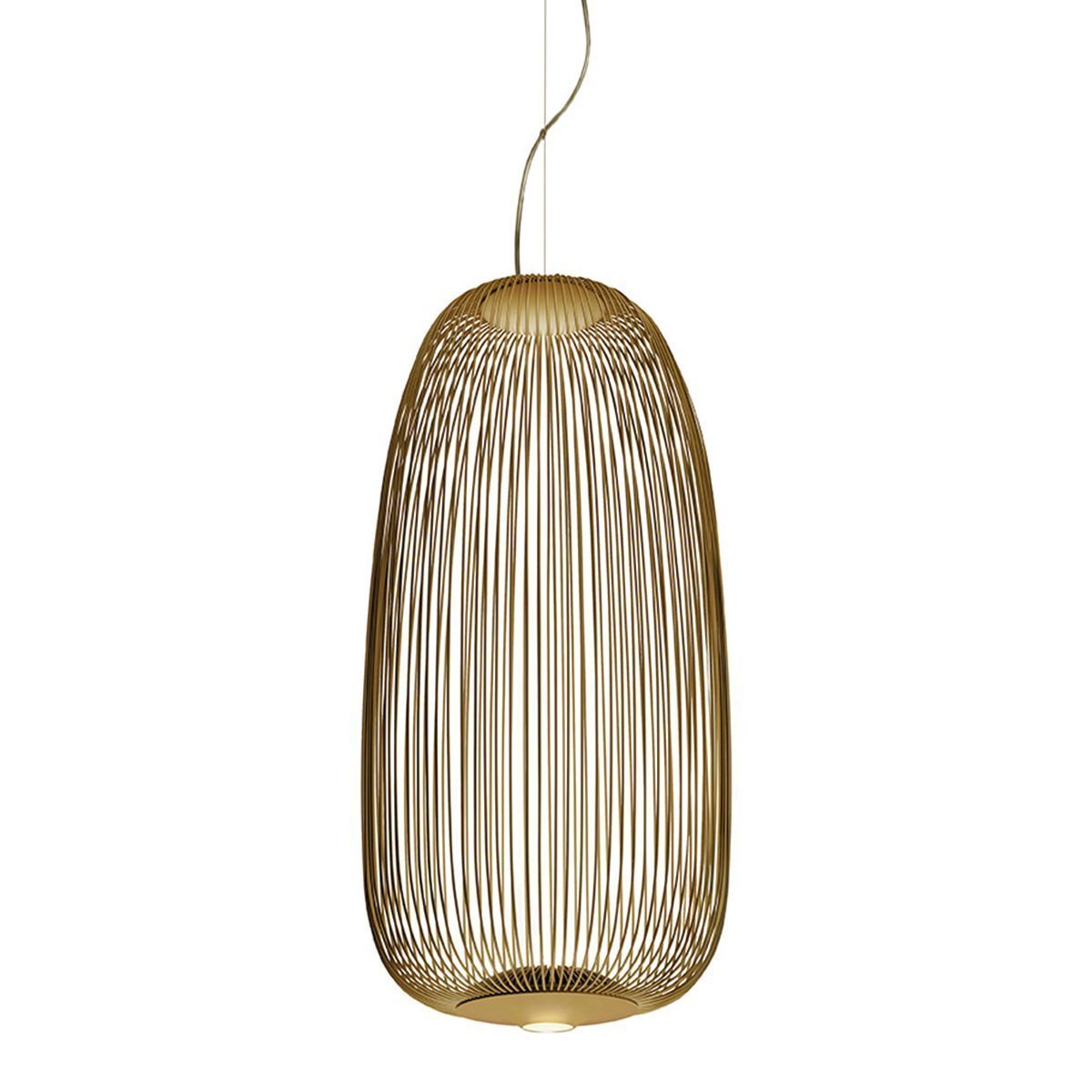 Foscarini Spokes 1 Hanglamp - Goud