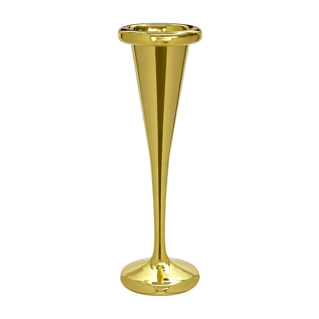 Spun Champagnekoeler Bucket Brass - Tom Dixon