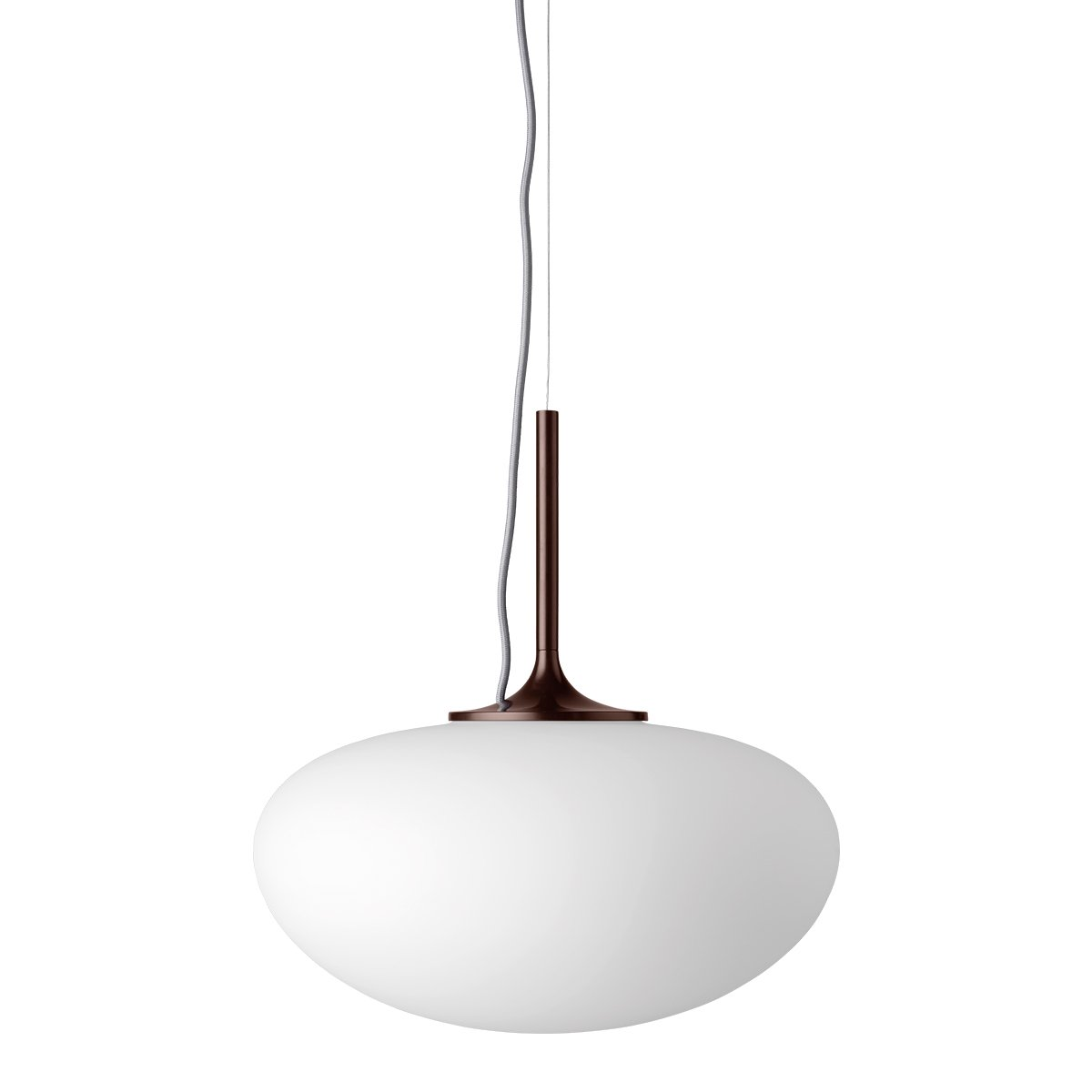 Gubi Stemlite Hanglamp - Black Red