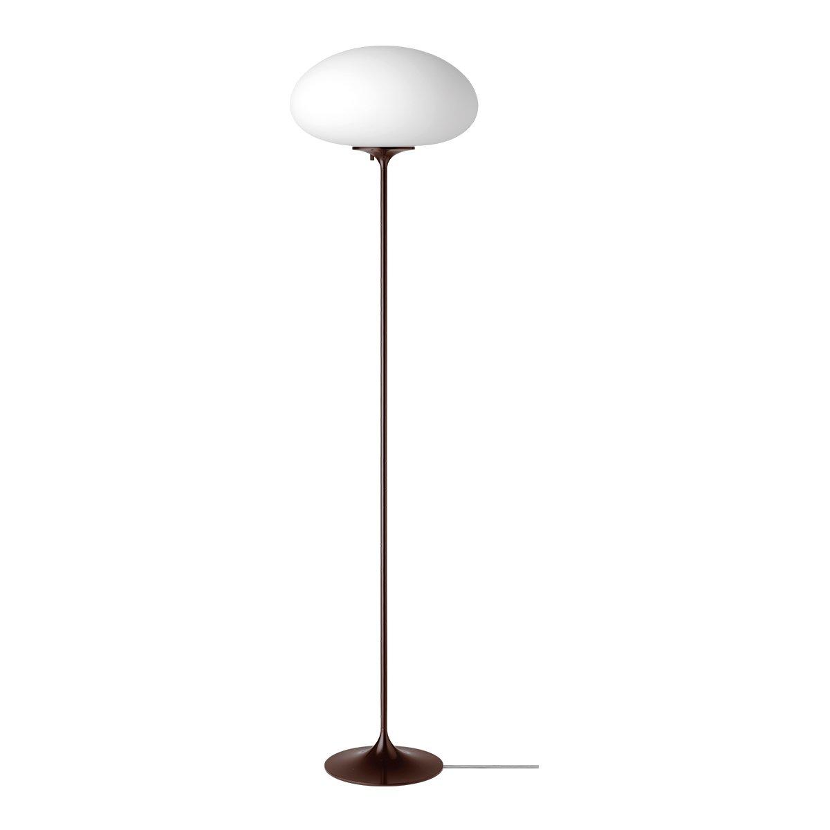 Gubi Stemlite Vloerlamp - H. 150 cm./Black Red