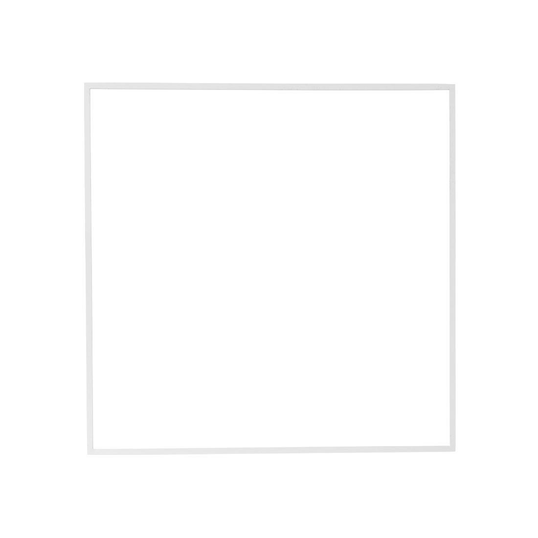 Op zoek naar Default Category > SALE? Hier vind je Menu Design Still Frame Square White Wanddecoratie snel en voordelig bezorgd
