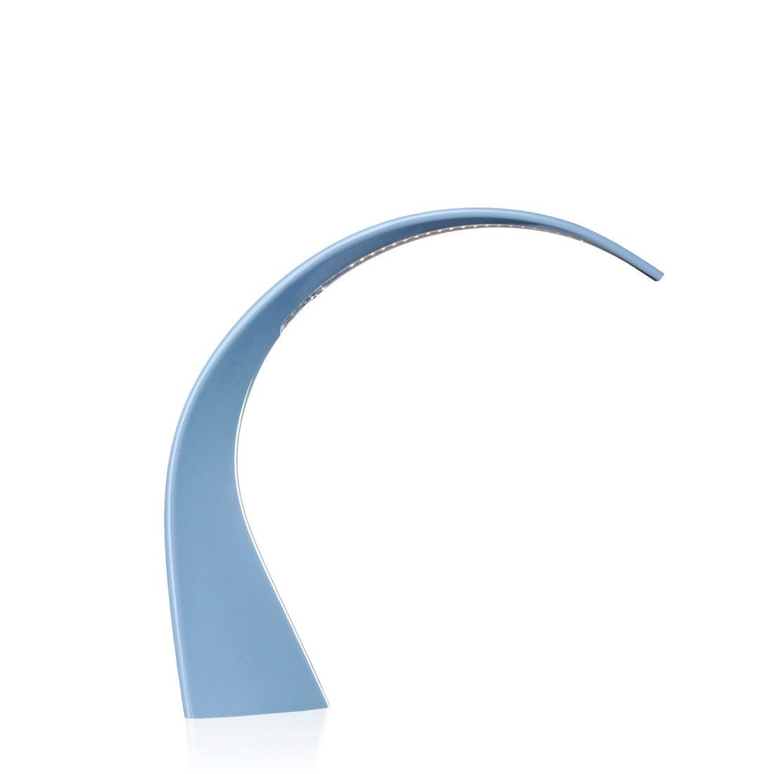 Kartell Taj Mini Tafellamp Blauw