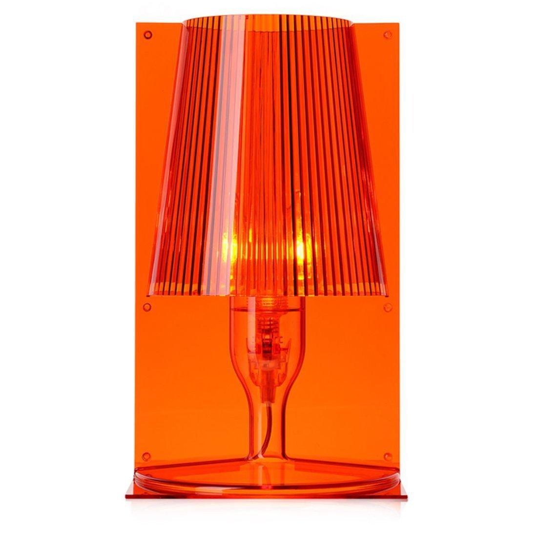 Kartell Take Tafellamp - Oranje