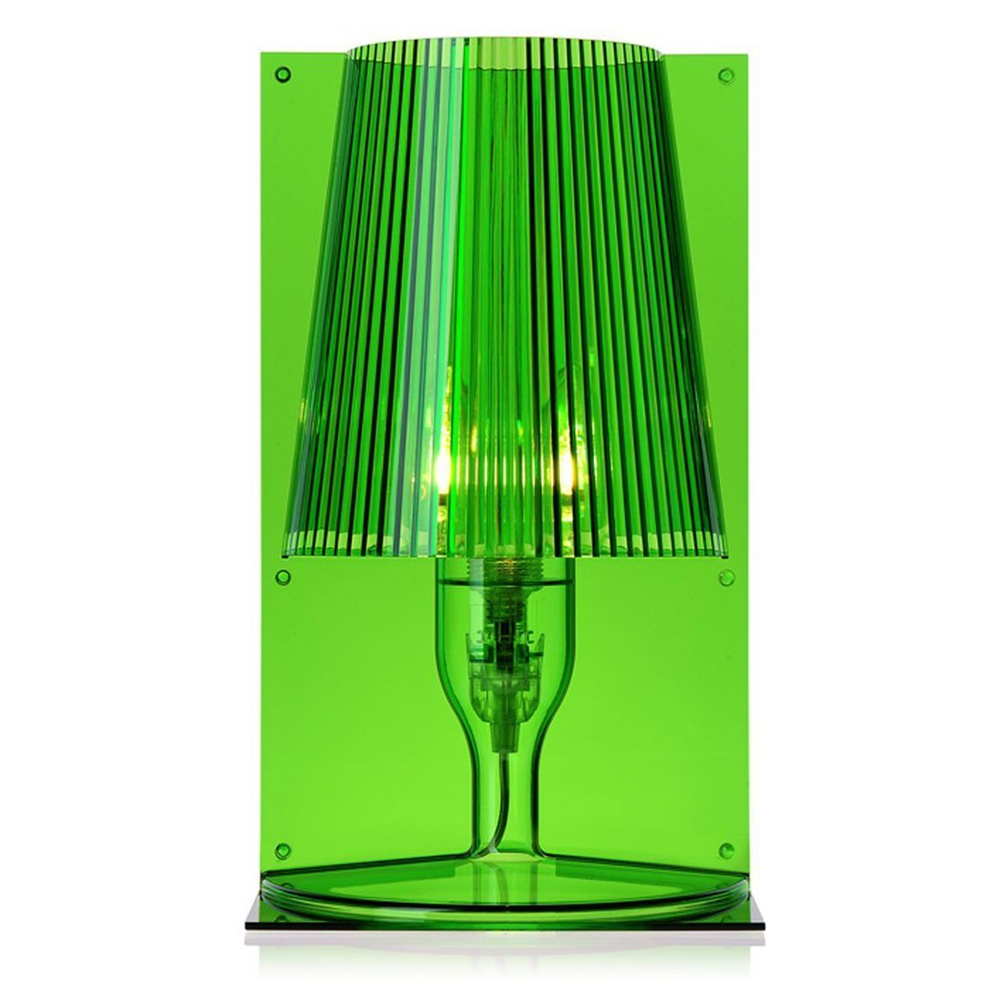 Kartell Take Tafellamp - Groen