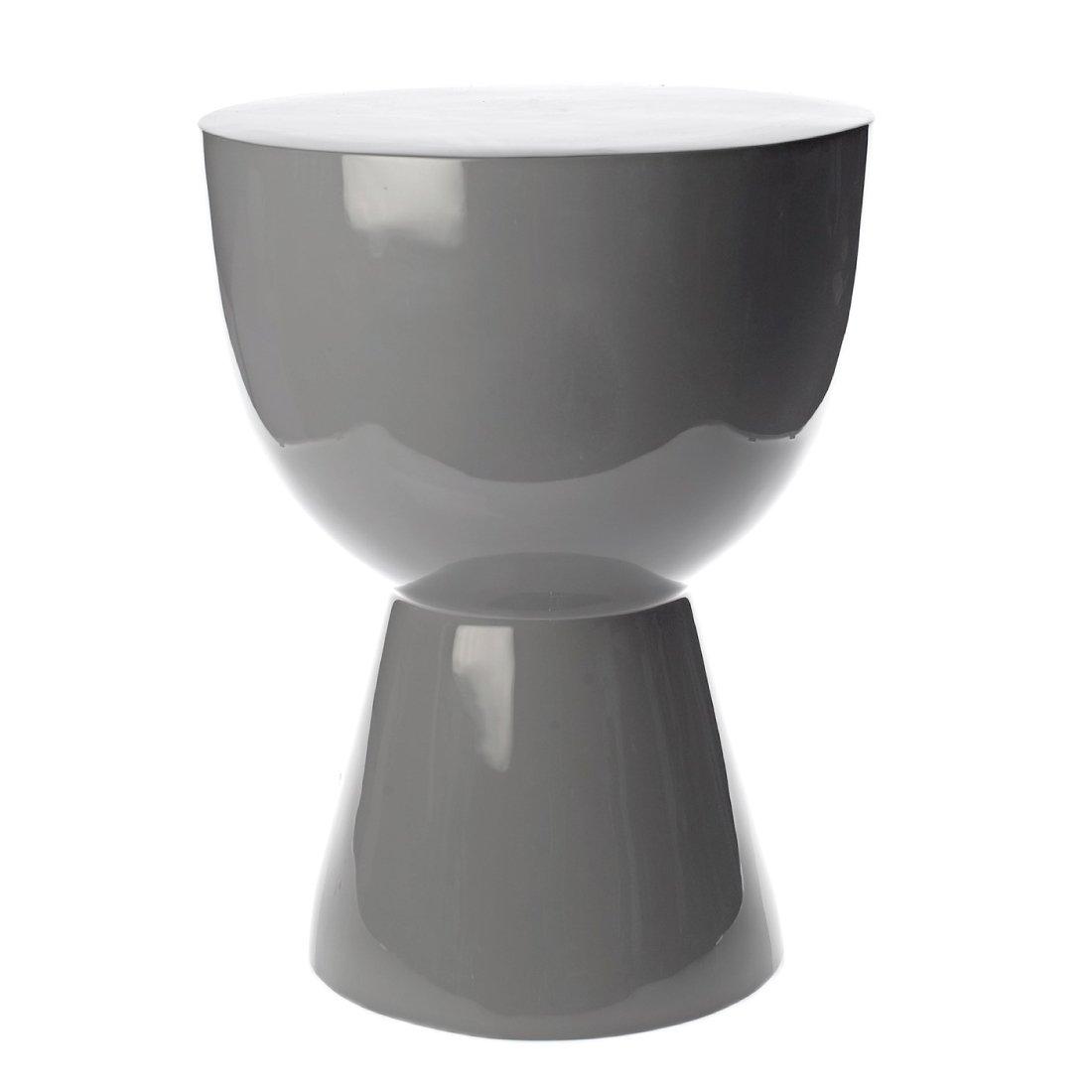 De tam tam van pols potten is een uniek vormgegeven krukje. de tam tam is met de hand gemaakt van dimb hout. ...