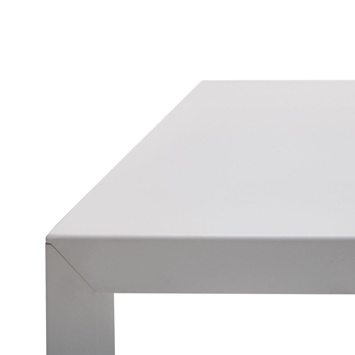 MDF Italia Tense Eettafel Outdoor - 180x90 - Wit