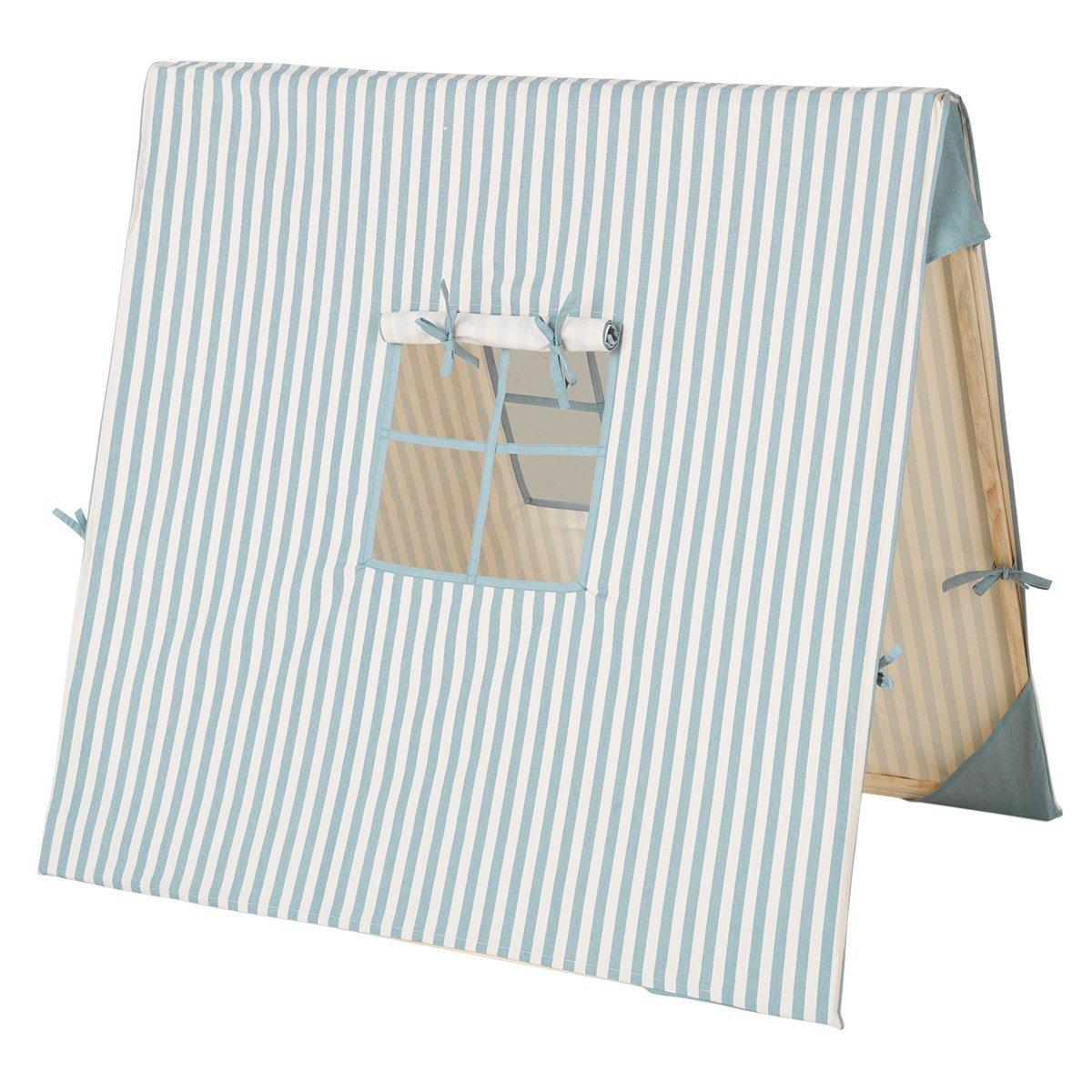 Ferm Living Striped Tent Blauw