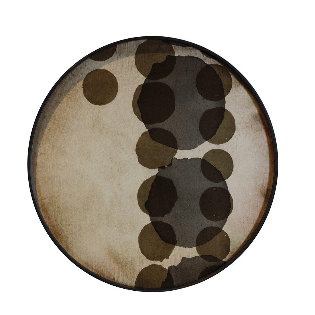 Ethnicraft Slayed Layered Dots Dienblad