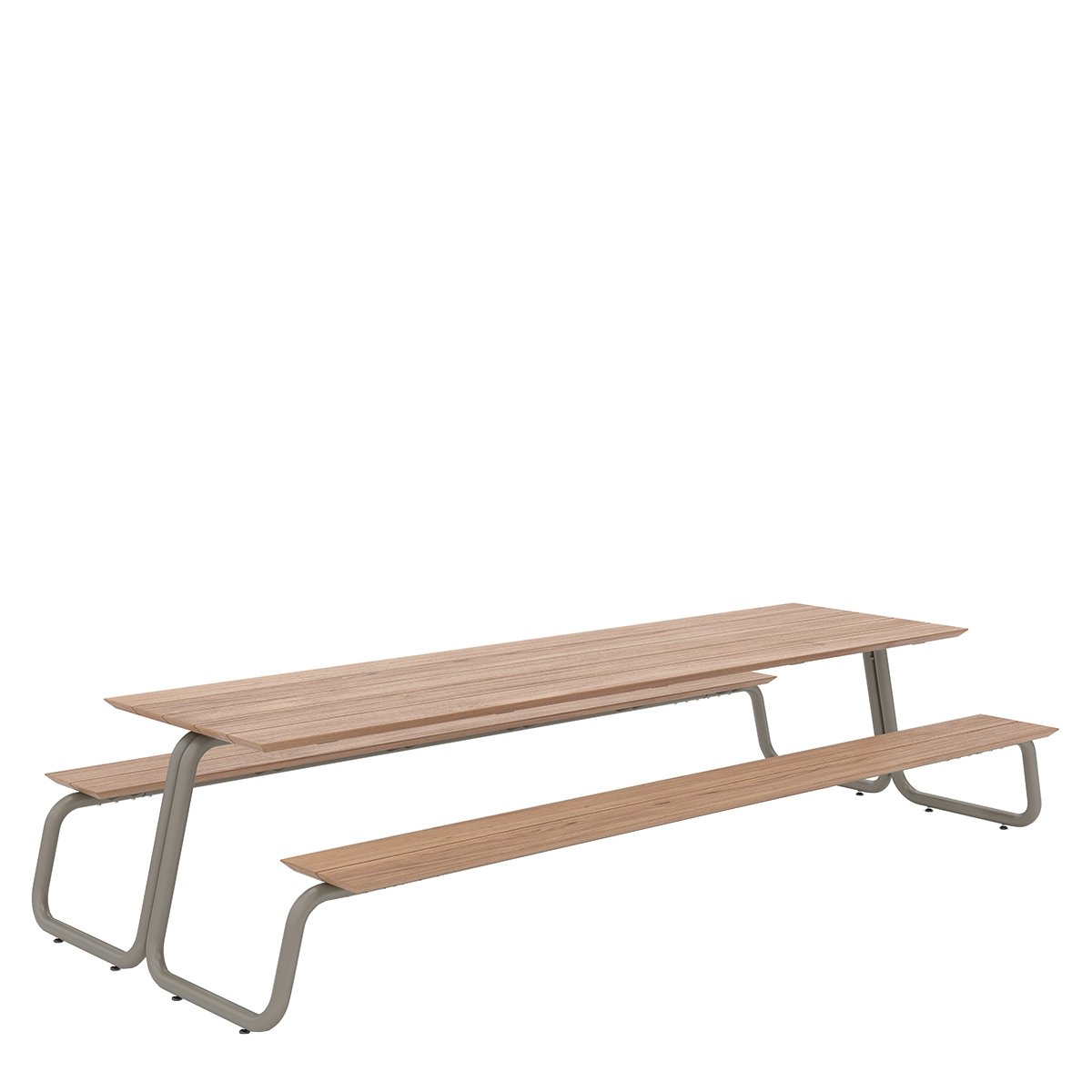 W�nder The Table Eettafel - Large Donkergrijs RAL7039