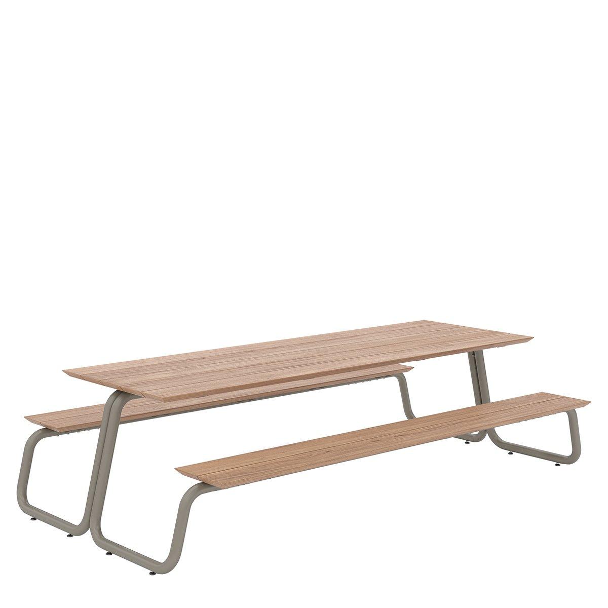 W�nder The Table Eettafel - Medium Donkergrijs RAL7039