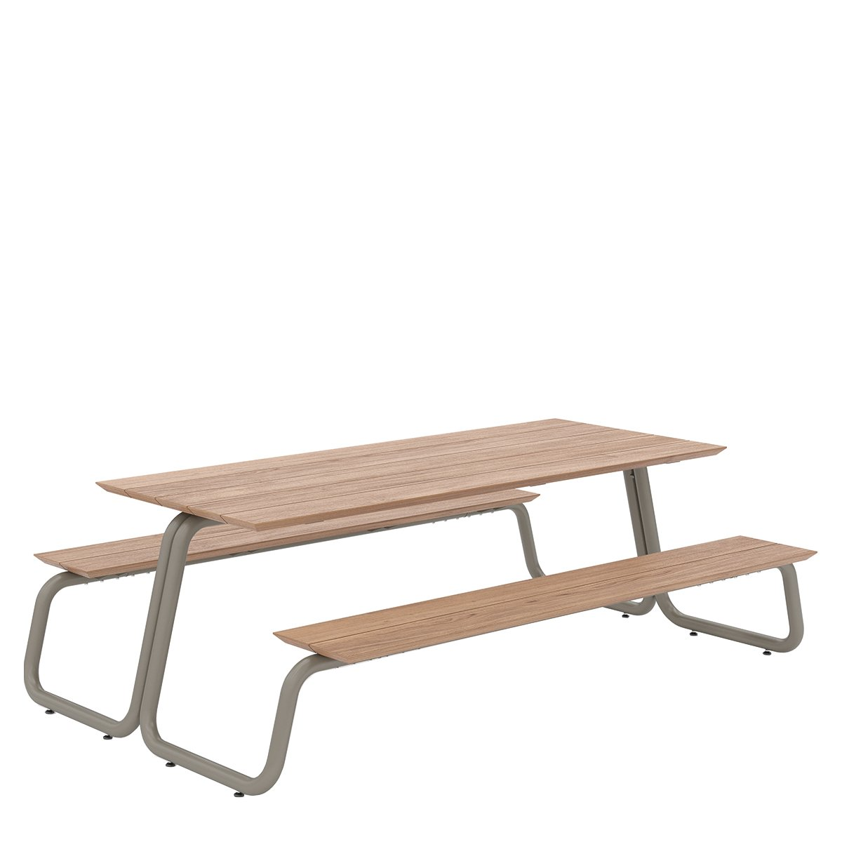 W�nder The Table Eettafel - Small Donkergrijs RAL7039