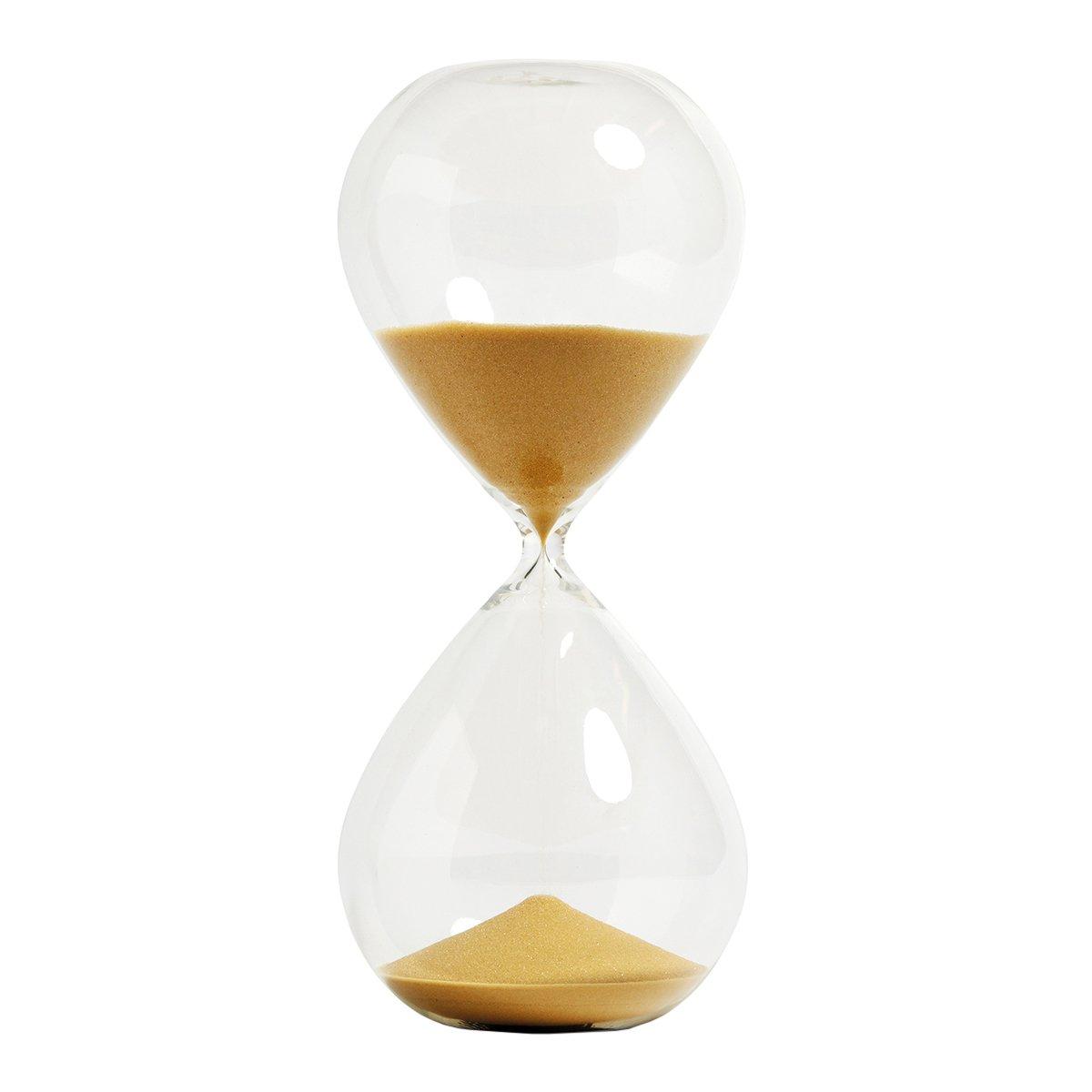 HAY Time Round XXXL Zandloper - Goud