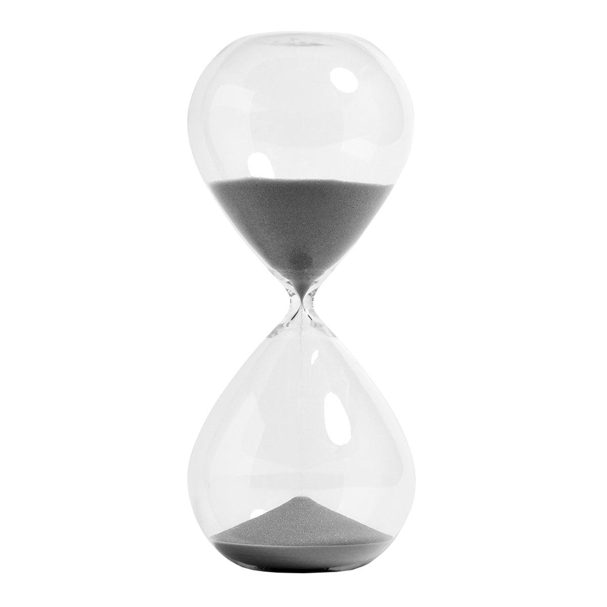 HAY Time XXXL Round Zandloper - Zilver