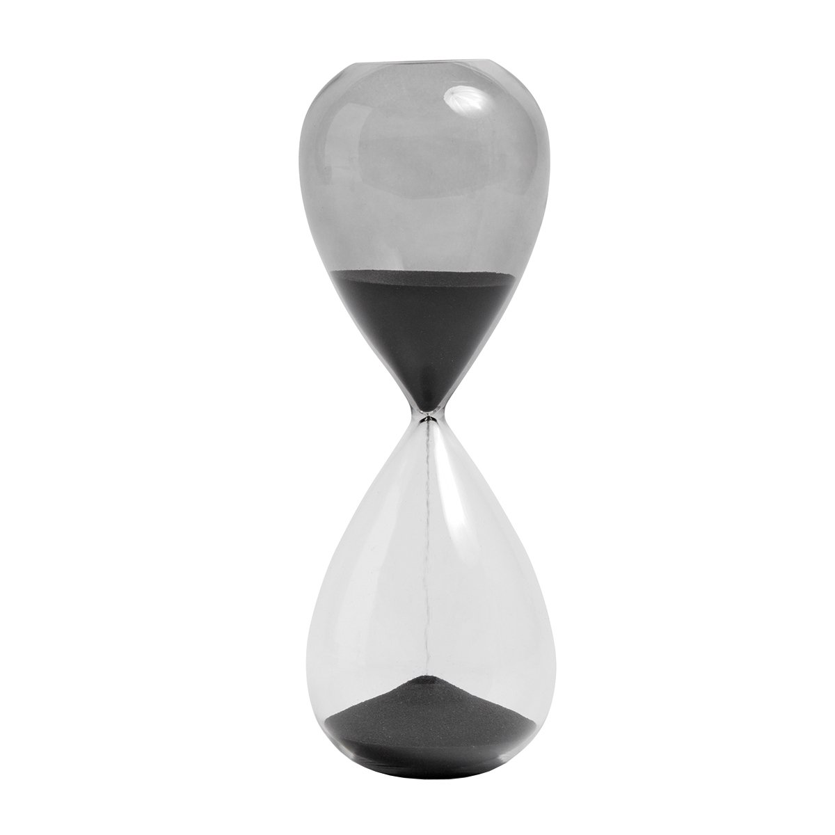 HAY Time Zandloper - L - Zwart