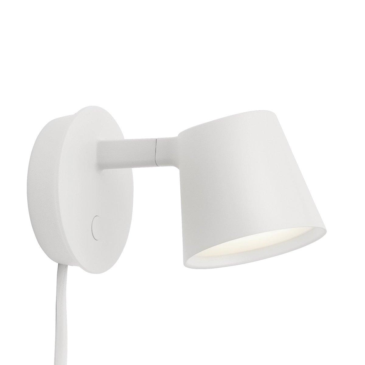 Muuto Tip Wandlamp - Wit