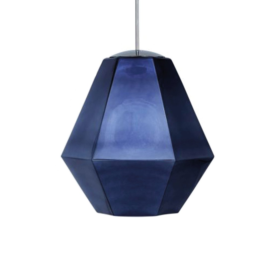 Tom Dixon Cut Tall Hanglamp Smoke