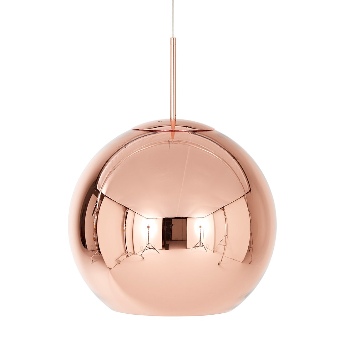 Tom Dixon Copper Round �25 Hanglamp