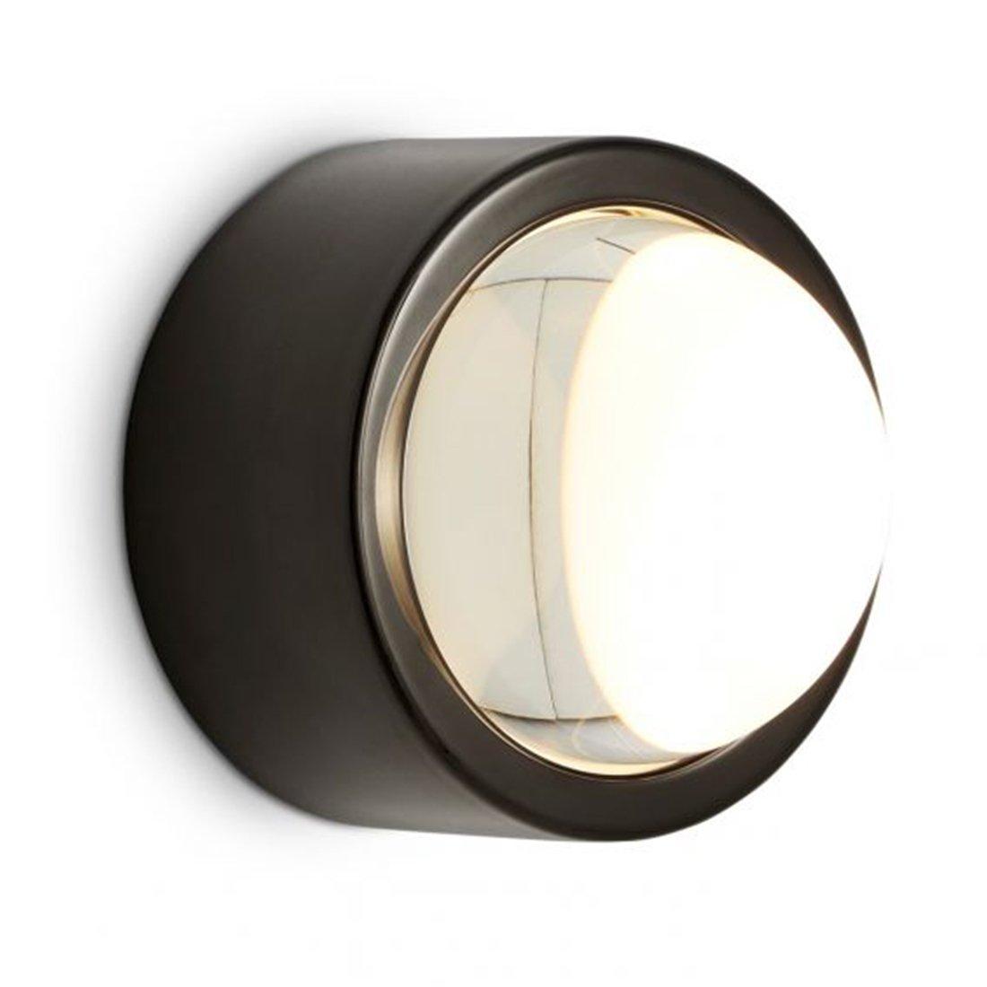 Tom Dixon Spot Round Wand- en Plafondlamp - Zwart