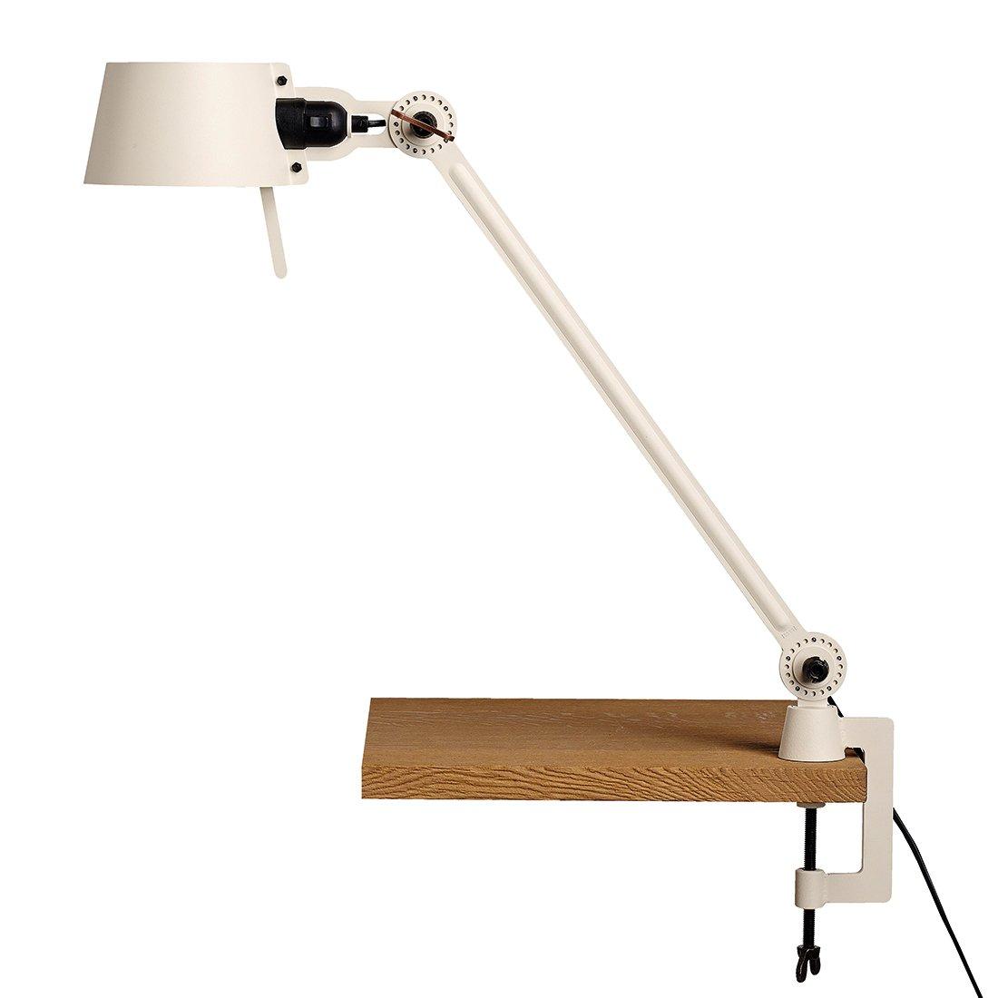 Tonone Bolt Bureaulamp Eén Arm Met Klem Lightning White
